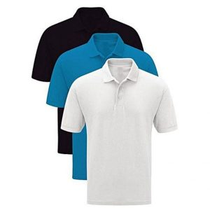 Polo Casual T Shirt Pack of 3
