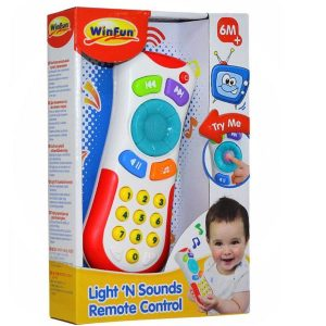Winfun Light N Sounds Remote Control