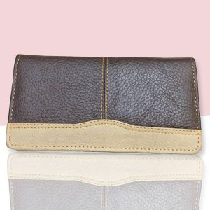 Ladies Wallet Cow Leather