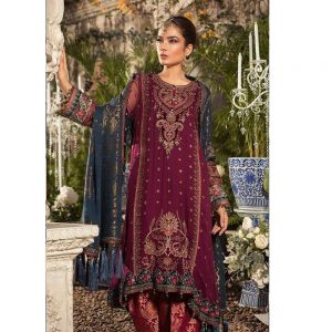 Maria B Chiffon Eid Collection
