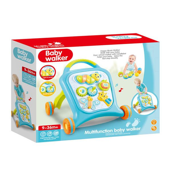Multifunction Baby Walker