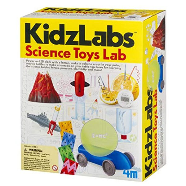 4M KidzLabs Science Toys Lab Science Kit