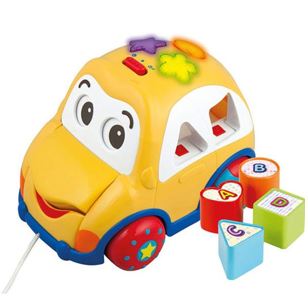 WINFUN RHYMES & SORTER CAR