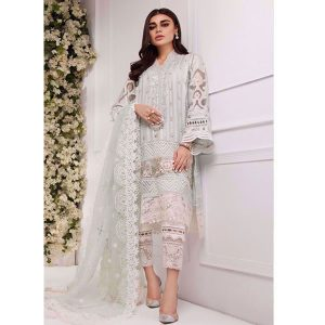 ANUS ABRAR EMBROIDERED CHIFFON COLLECTION
