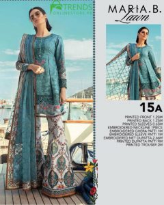 Maria B Summer Lawn Collection