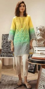 Ethnic Chikankari Lawn Collection
