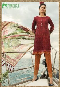 Maria B Chikankari Lawn Collection
