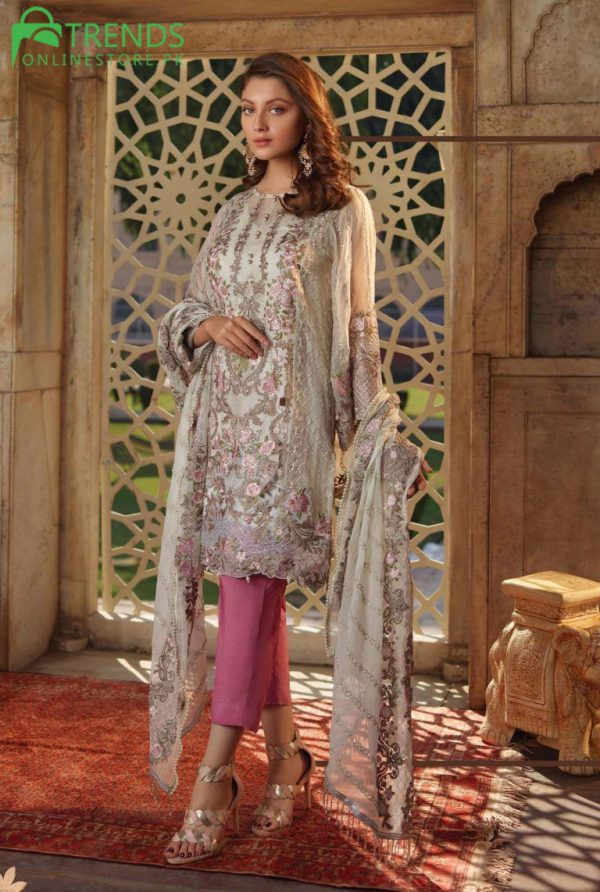 Akbar Aslam Party Chiffon Collection