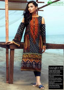 Limelight Summmer Lawn Collection