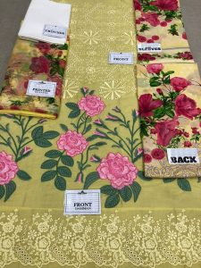 Charizma Luxury Summer Lawn Collection