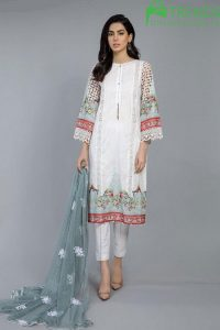 Maria B Luxury Lawn Dress