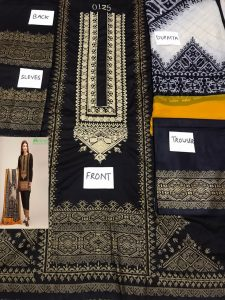 Khaadi Lawn Summer Collection
