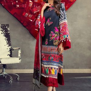 Sana Safinaz Muzlin Lawn Dress
