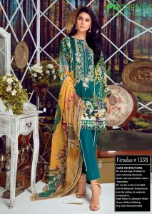 Firdous Lawn Summer Collection