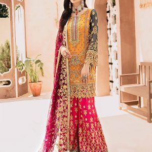 RAMSHA Chiffon Collection